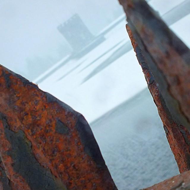 Blaen Y Glyn photography walk-Brecon Beacons frozen reservoir