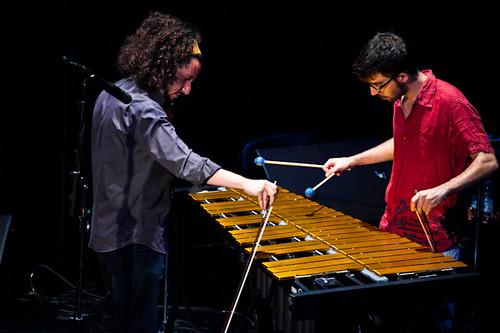 Duo Ricardo Herz  e Antonio Loureiro by Caio Palazzo by Ricardo Herz