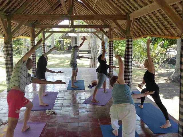 Yoga session #6