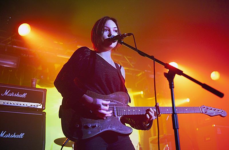 The Lemonheads + Meredith Sheldon + Nile Marr @ Birmingham Academy 2, 10th  December 2011 - Brum Live2