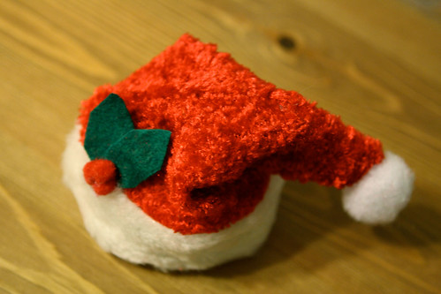 Santa Hat Fascinator Tutorial