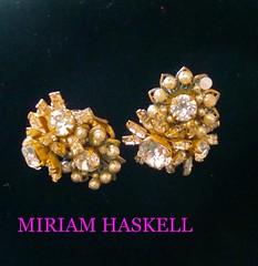 haskell earrings *