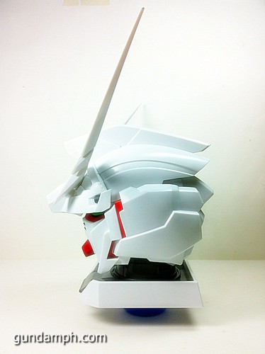 Banpresto Gundam Unicorn Head Display  Unboxing  Review (22)