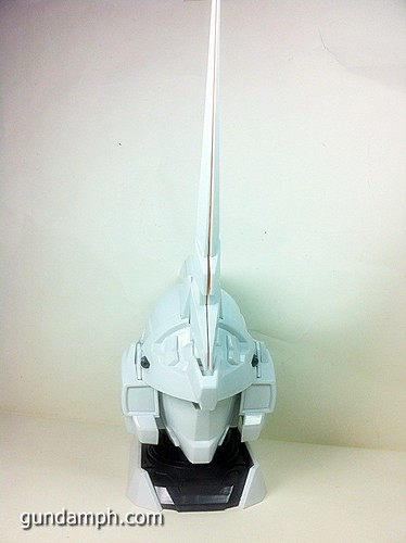 Banpresto Gundam Unicorn Head Display  Unboxing  Review (46)