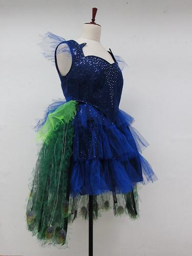 building a peacock 26