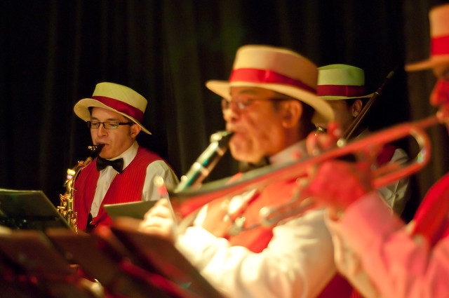 Music in Medellin