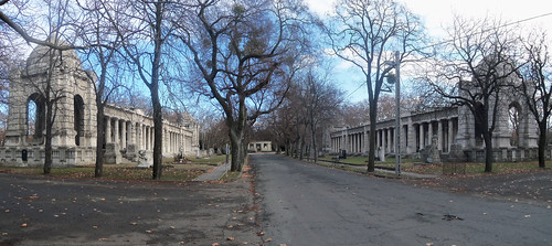 Budapest: Kerepesi Cemetery
