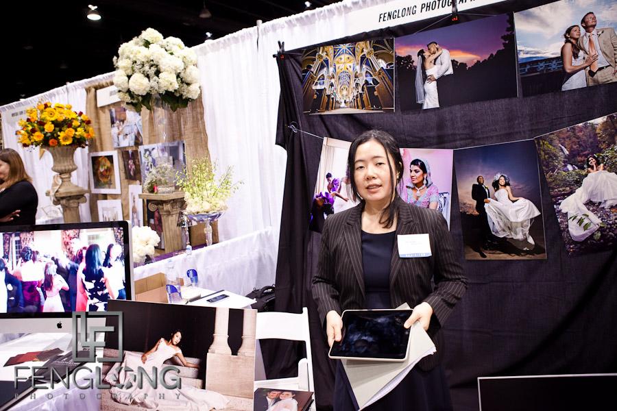 [Blog Photos] First Bridal Show of 2012