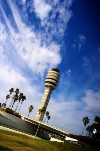 Orlando Air Traffic Control