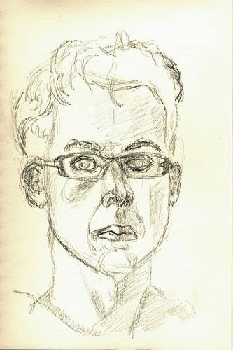Erik van Elven - sketch by husdant