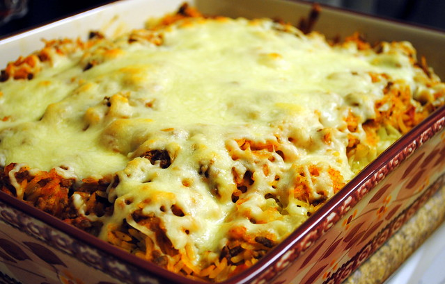 Stuffed Cabbage Casserole – Crazy Jamie