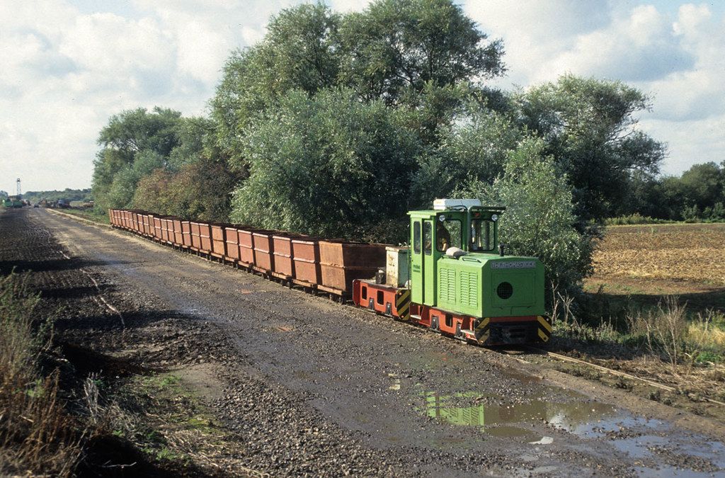 Swinefleet Peat Railway 1993