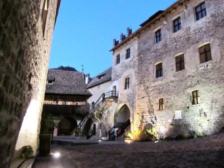 Castel Roncolo: il castello affrescato a Bolzano