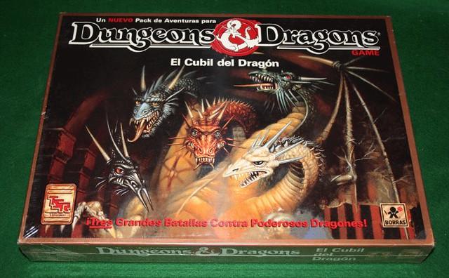 El Cubil del Dragón