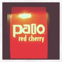 Patio Red Cherry Soda | Flickr - Photo Sharing!