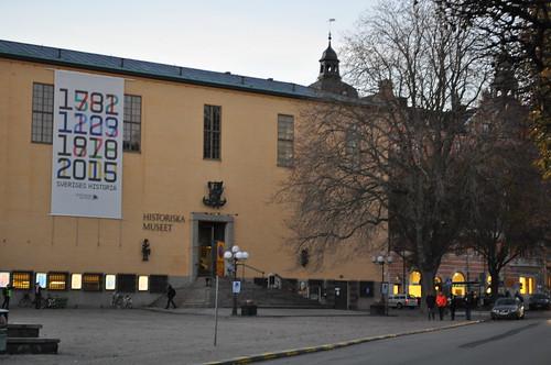 2011.11.10.339 - STOCKHOLM - Narvavägen - Historiska museet