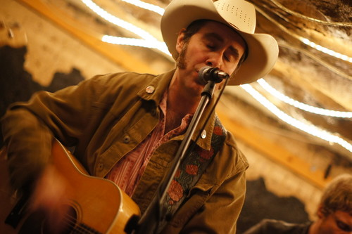John Howie Jr & the Rosewood Bluff, The Cave, Chapel Hill NC, 01/27/12