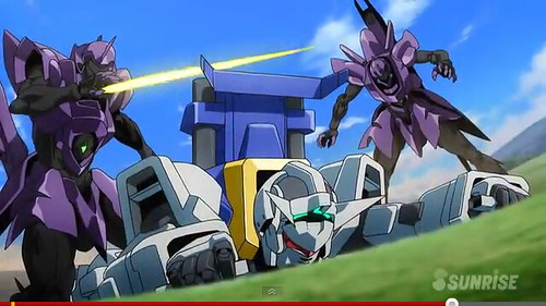 Gundam AGE Episode 16 The Gundam in the Stable Youtube Gundam PH (35)