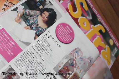 Alacarte Sofra Dergisi'nde