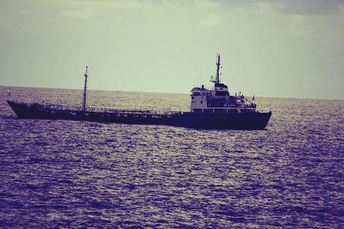 sailing by Rossella Sferlazzo