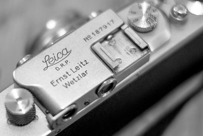 Leica iiia & summar