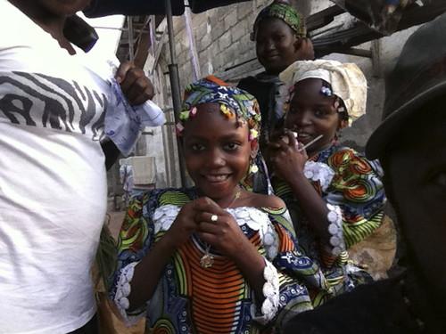 Children of Gwarimpa Village Nigeria by Jujufilms
