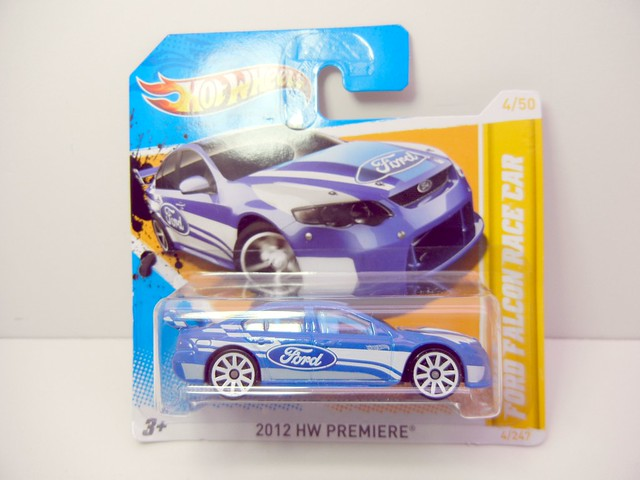 HOT WHEELS FORD FALCON RACE CAR (1)
