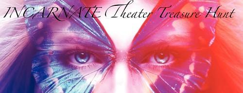 Incarnate Theater Treasure Hunt banner