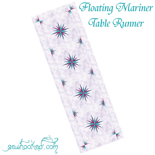Floating Mariner Table Runner