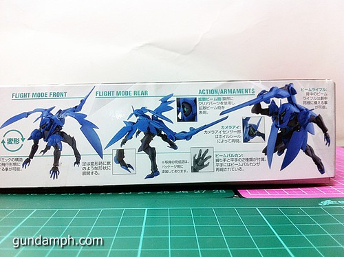 HG 144 Gafran OOB Review - Gundam AGE (3)