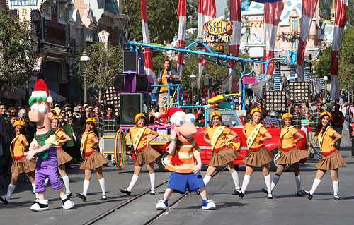 2011 Disney Parks Christmas Day Parade Airs December 25 on ABC