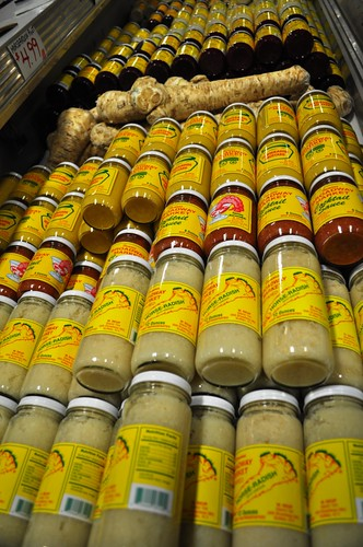 Famous Fresh Horseradish, Broadway Market, Buffalo, N.Y., Dec. 23, 2011