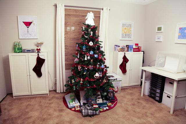 2011 Christmas Set-up