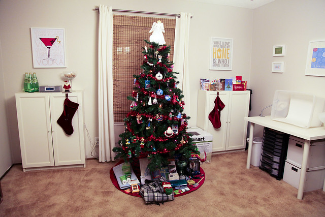 2011 Christmas Set-up