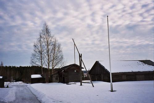 Hollola, marzo 2003 by Hesperetusa