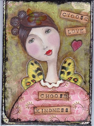 Choose Love by Jade Scarlett