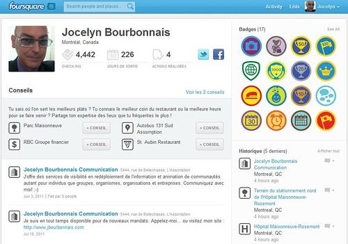"""""""Foursquare"""""""