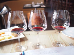 Red wine tasting, Vintry, Clarke Quay