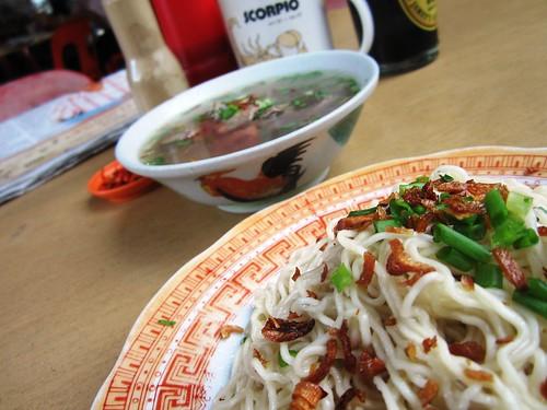 Liver soup & kampua