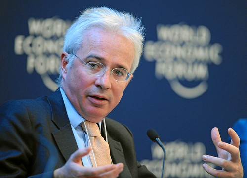 Peter Sands - World Economic Forum Annual Meeting 2012