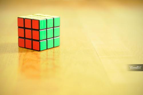 Rubik's cube by YannGar Photo