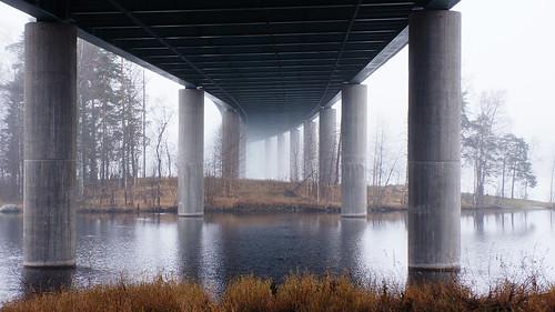 Under the Bridge by Isoscelez