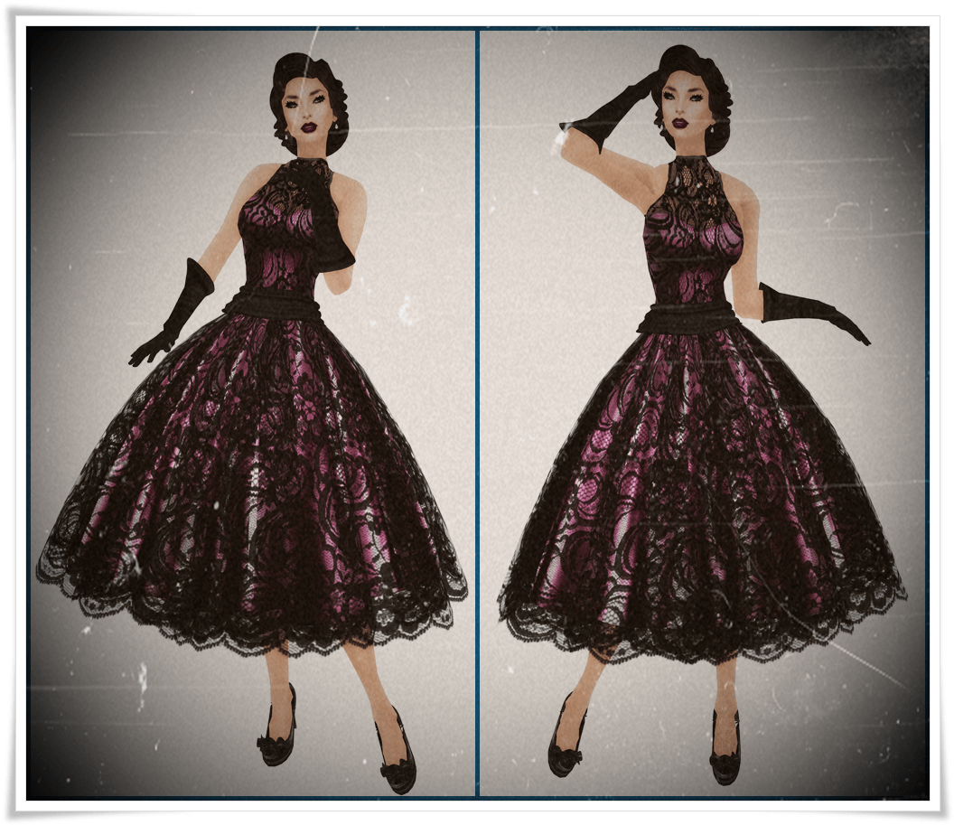 Purple Moon & Donna Flora Composite 1 Vintage