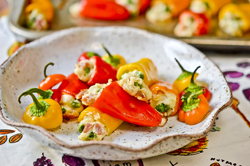 Stuffed Mini Peppers 6