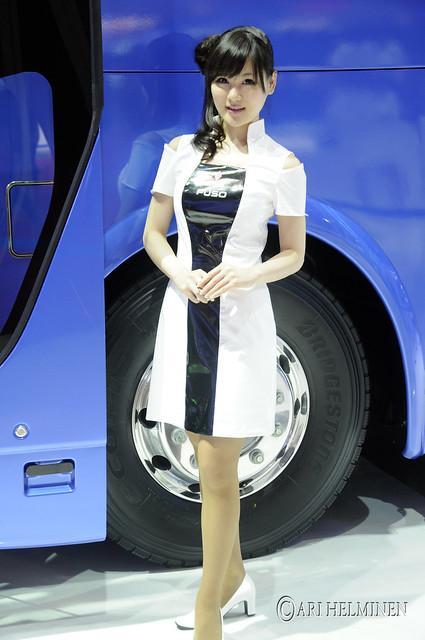 Tokyo Motor Show 2011, Odaiba Big Sight