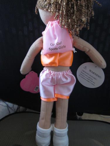 Go! Go! Sports Girl doll