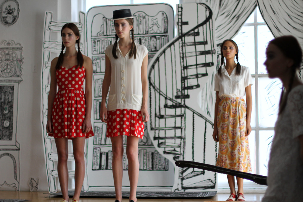 Rachel Antonoff Spring 2012 -16