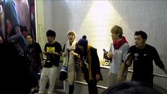 Charatay張山十二年隧道巡唱 2011 Dec