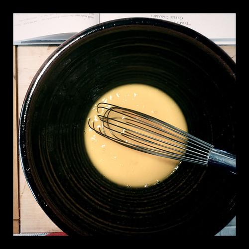 10 egg yolks