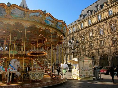 Hotel de Ville Carousel